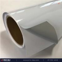 Grey Base PVC Sticker