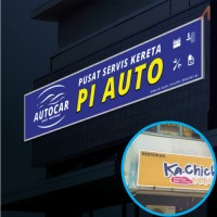 Polycarbonate Sign