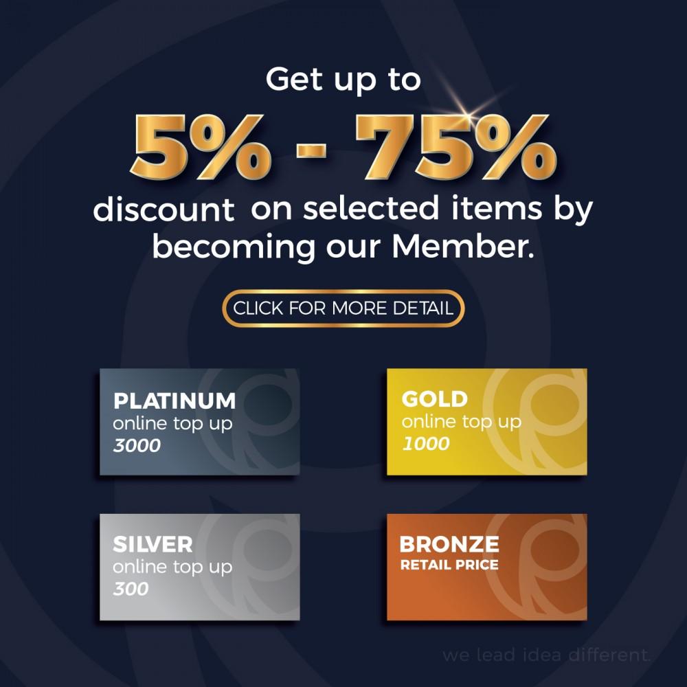 New Membership Plan