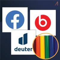 Diecut Colour Sticker