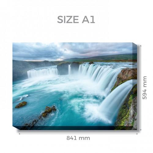 A1 (59.4cm x 84.1 cm)